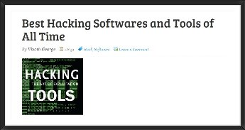 Best hacking tools of all time